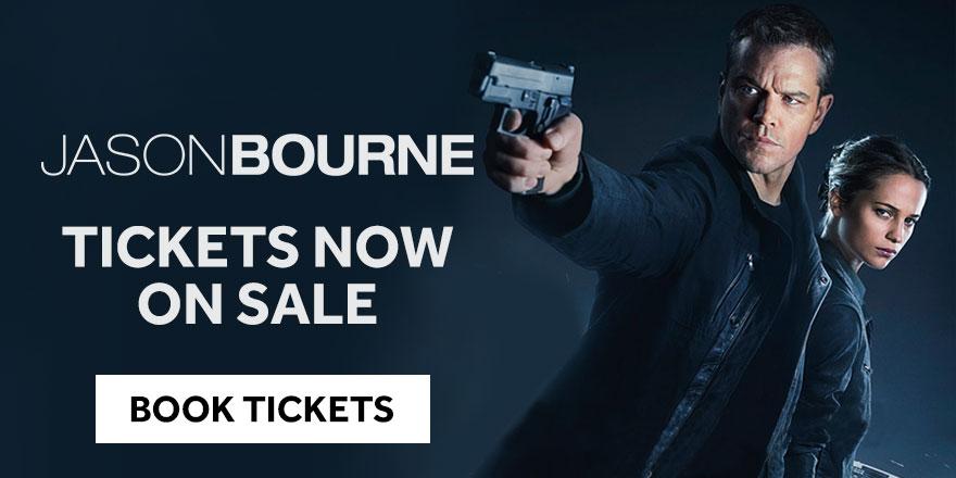 Jason Bourne Releasing 28