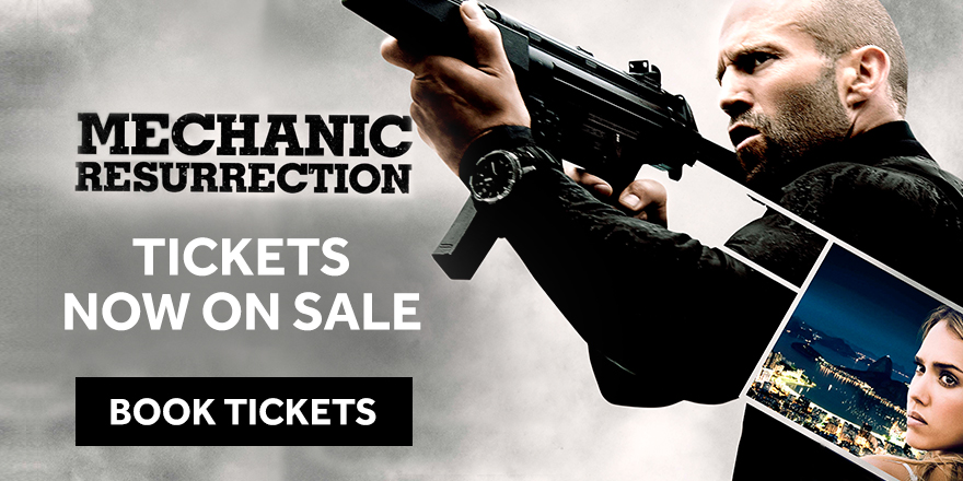 Mechanic tickets now on sale