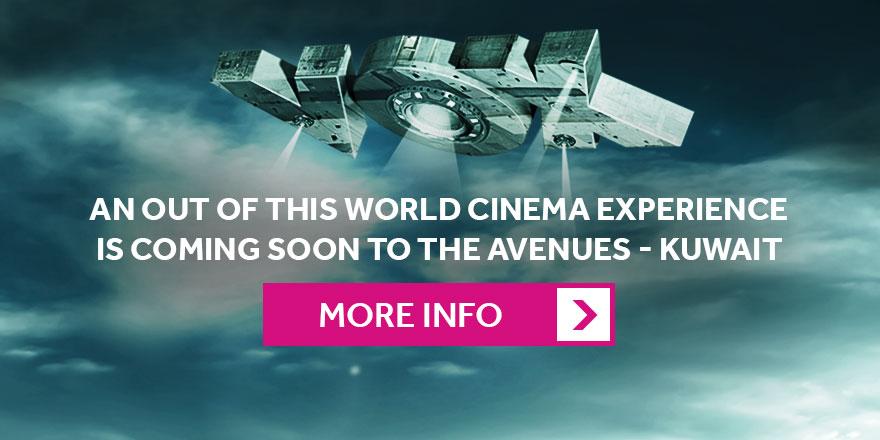 VOX Cinema Kuwait Coming Soon