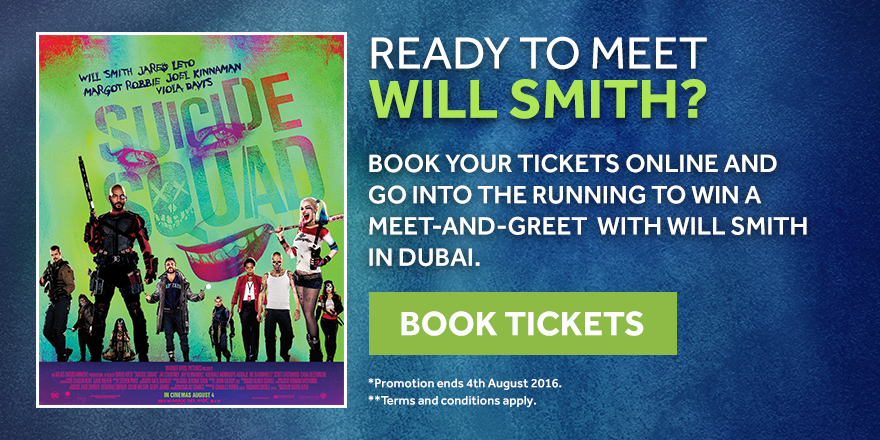 Book and Meet Will Smith