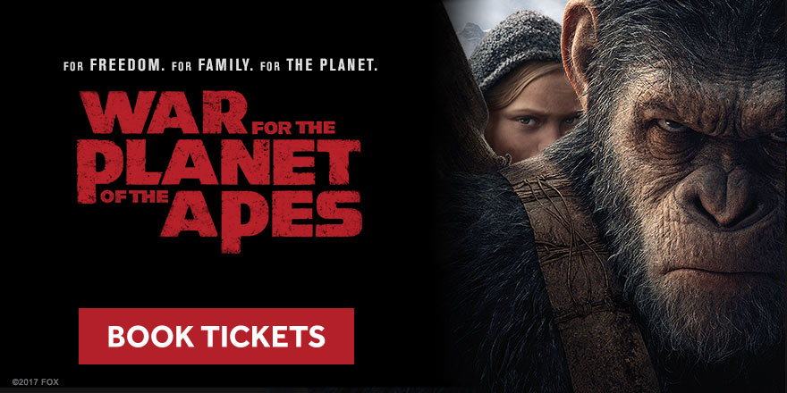 Apes - Now Showing