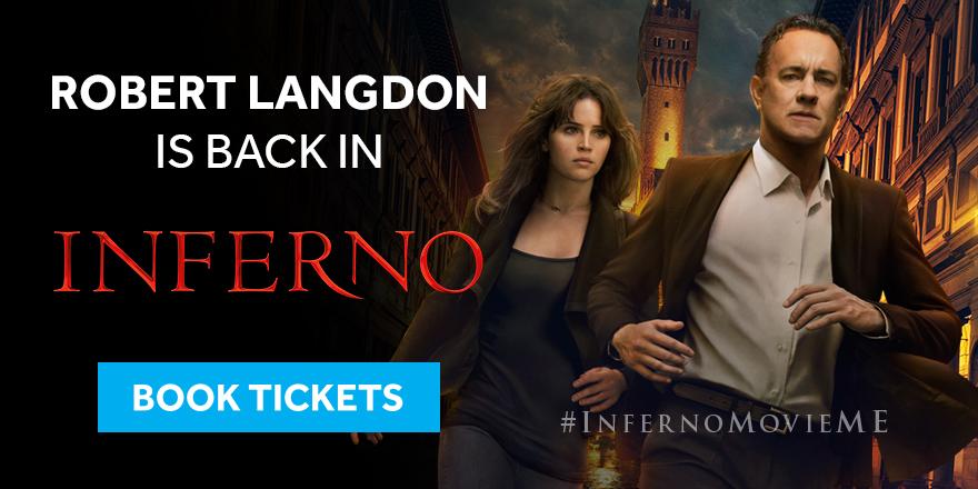 Book Inferno Tickets