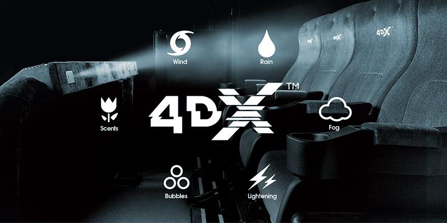 VOX 4DX