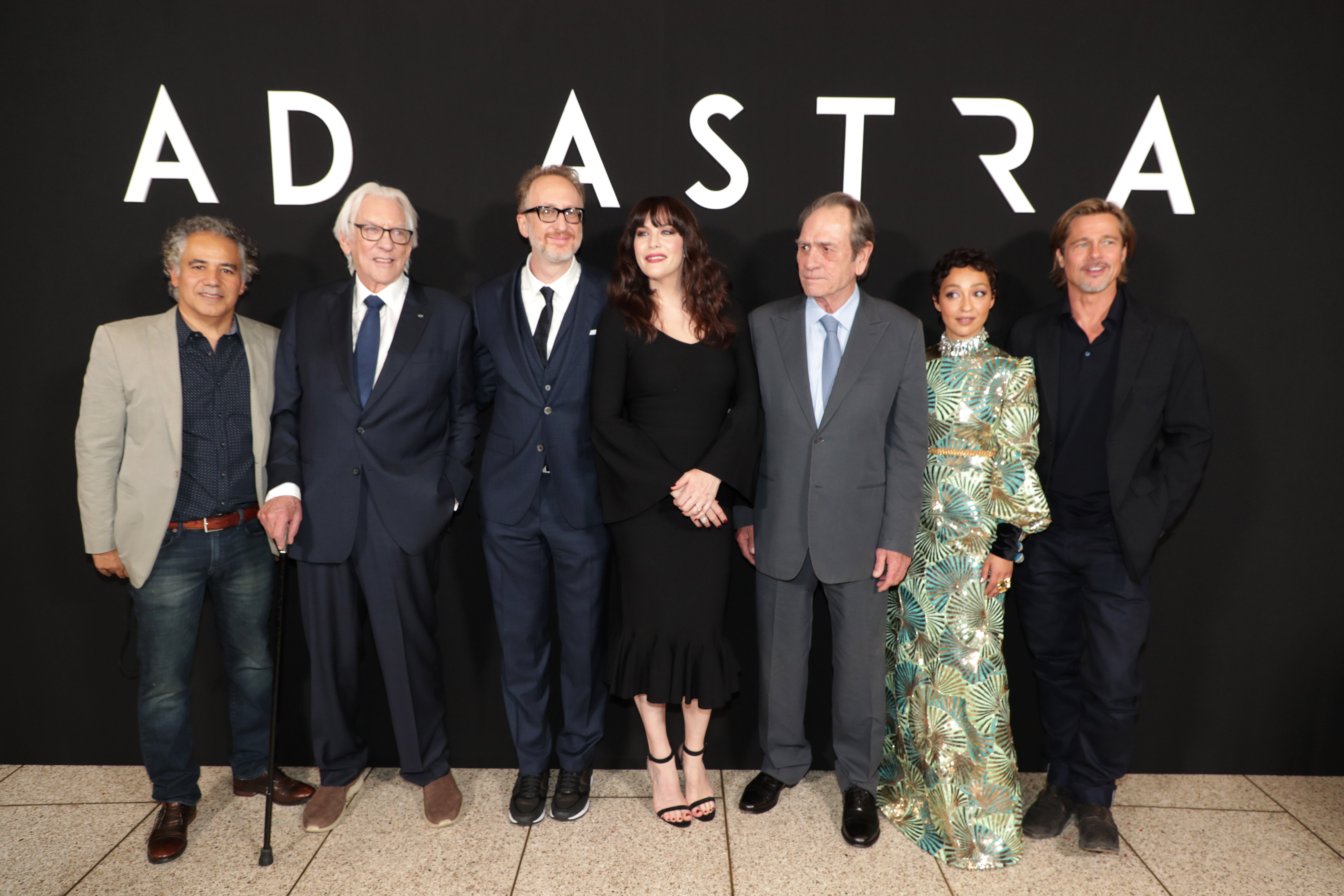 Ad Astra Hollywood premiere