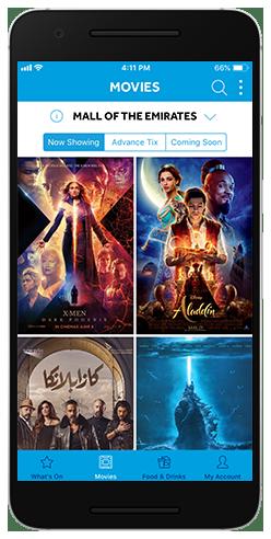 حملوا الآن تطبيق ڤوكس سينما على آيفون آيباد وأندرويد ڤوكس سينما السعودية