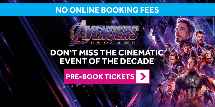 Avengers endgame advance ticktes