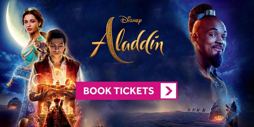 Aladdin Advance Bookings