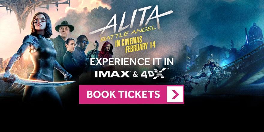 Alita tickets