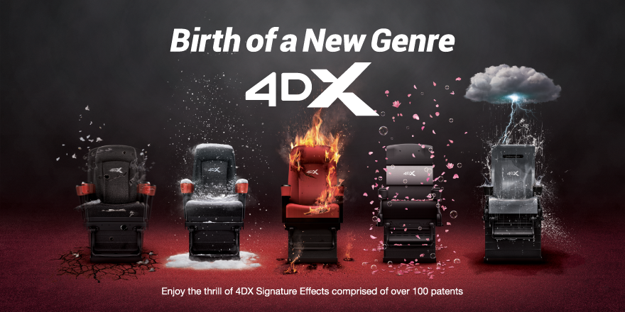 4DX at VOX Cinemas