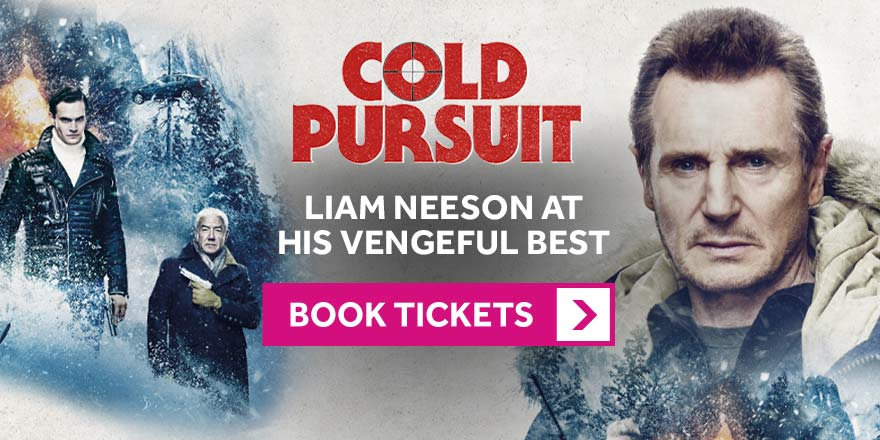 Cold Pursuit Tickets