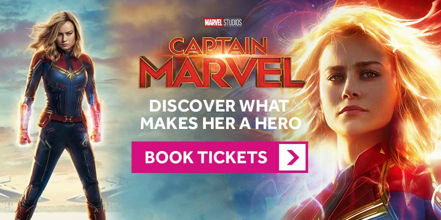captain marvel tickets