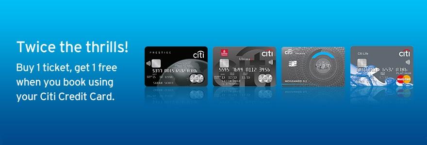 Citibank offers