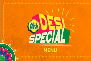 Desi Special