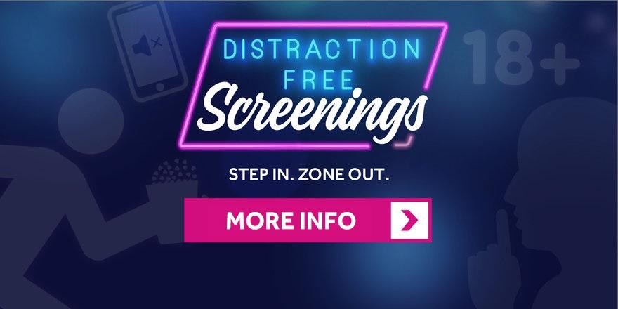 Distraction-Free Screenings