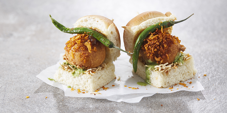 Order Vada Pav from VOX Cinemas