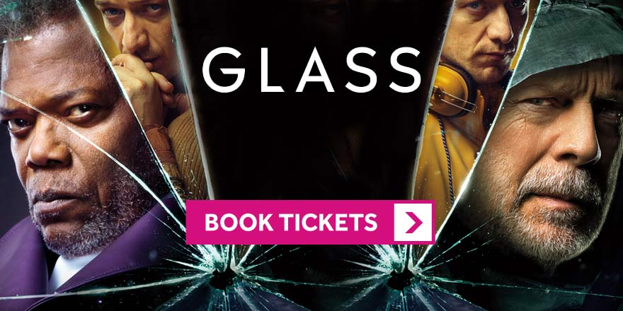 Glass Advance Tickets