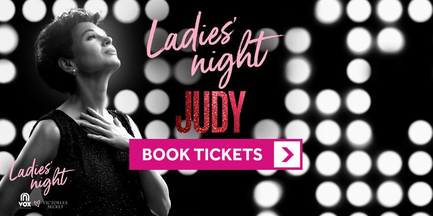 Judy Ladies Night