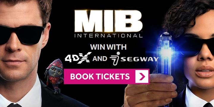 MIB Book tickets