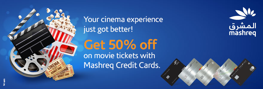 Mashreq Credit Cards