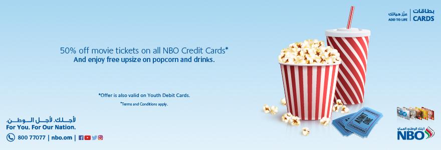 Movie Ticket Offers | VOX Cinemas Oman | VOX Cinemas Oman