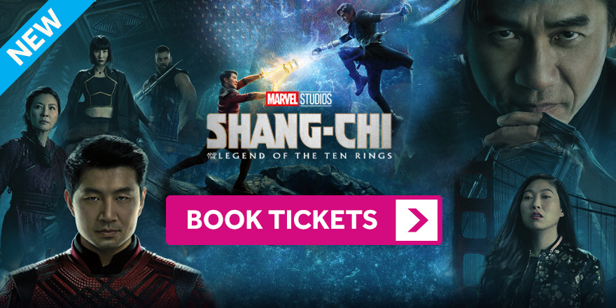 Shang-Chi: The Legend of the 10 Rings