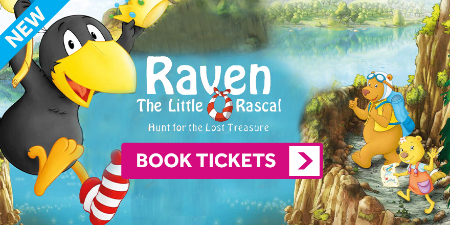 Raven the Little Rascal: Hunt for the Lost Treasure