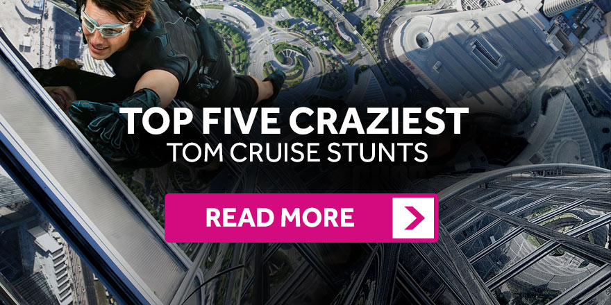 Tom Cruise Stunts