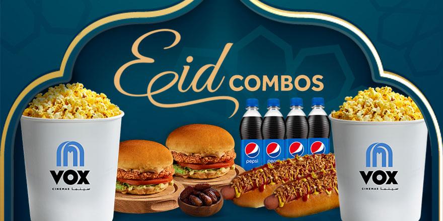 VOX Cinemas Candy Bar Eid Combos