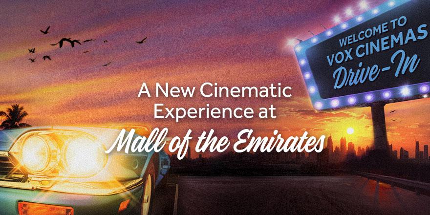 VOX Cinemas Drive-In