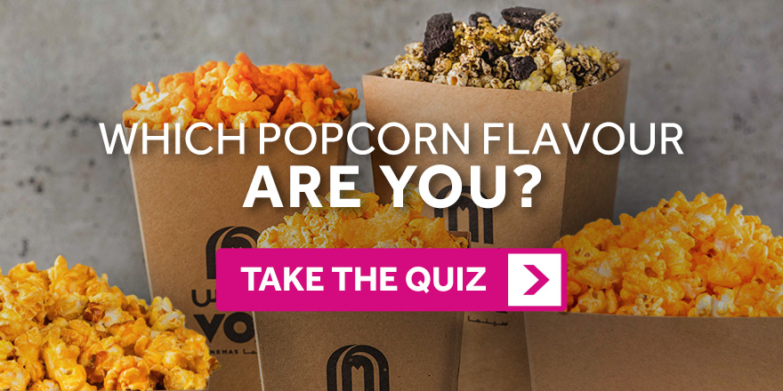Which Popcorn Flavour Are You?