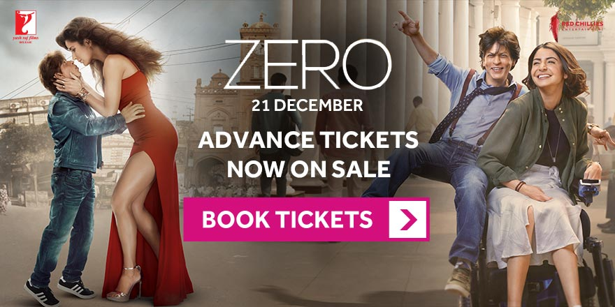 Zero advance tickets