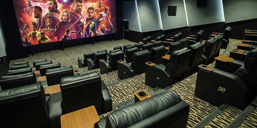 GOLD Cinema Experience in Saudi Arabia   VOX Cinemas KSA
