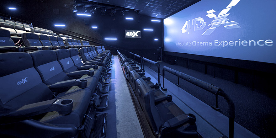 4DX Cinema Experience in UAE | VOX Cinemas UAE
