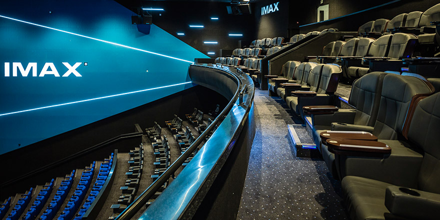 imax movies experience in city centre qurum