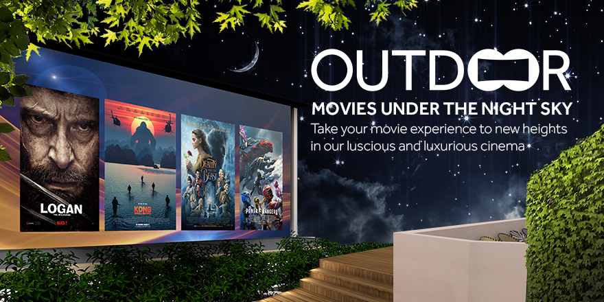 New movies at Outdoor Galleria