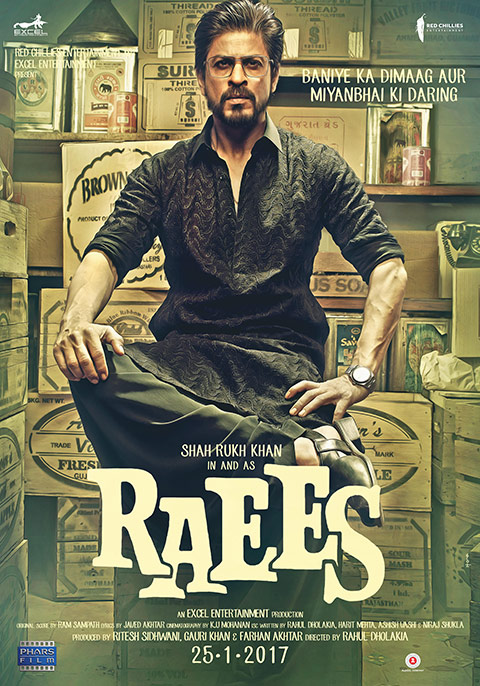 Raees [Hindi]