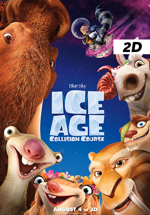 Ice Age - Collision Course 2D