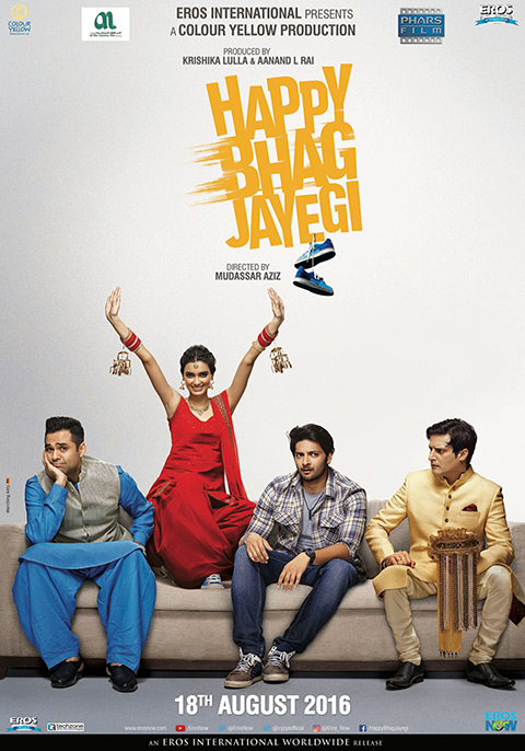 Happy Bhag Jayegi [Hindi]