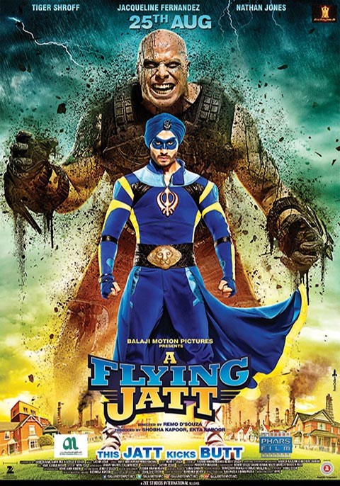 A Flying Jatt [Hindi]