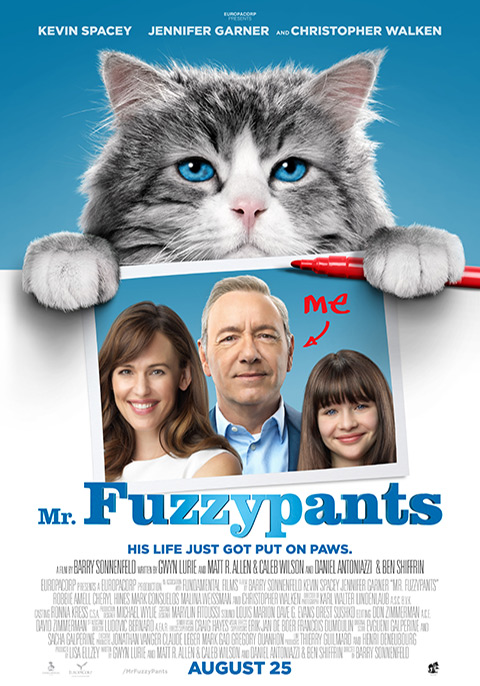 Mr. Fuzzypants