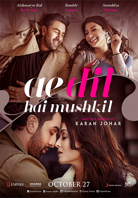 Ae Dil Hai Mushkil [Hindi]