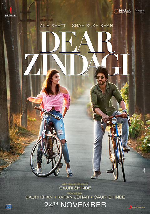 Dear Zindagi [Hindi]