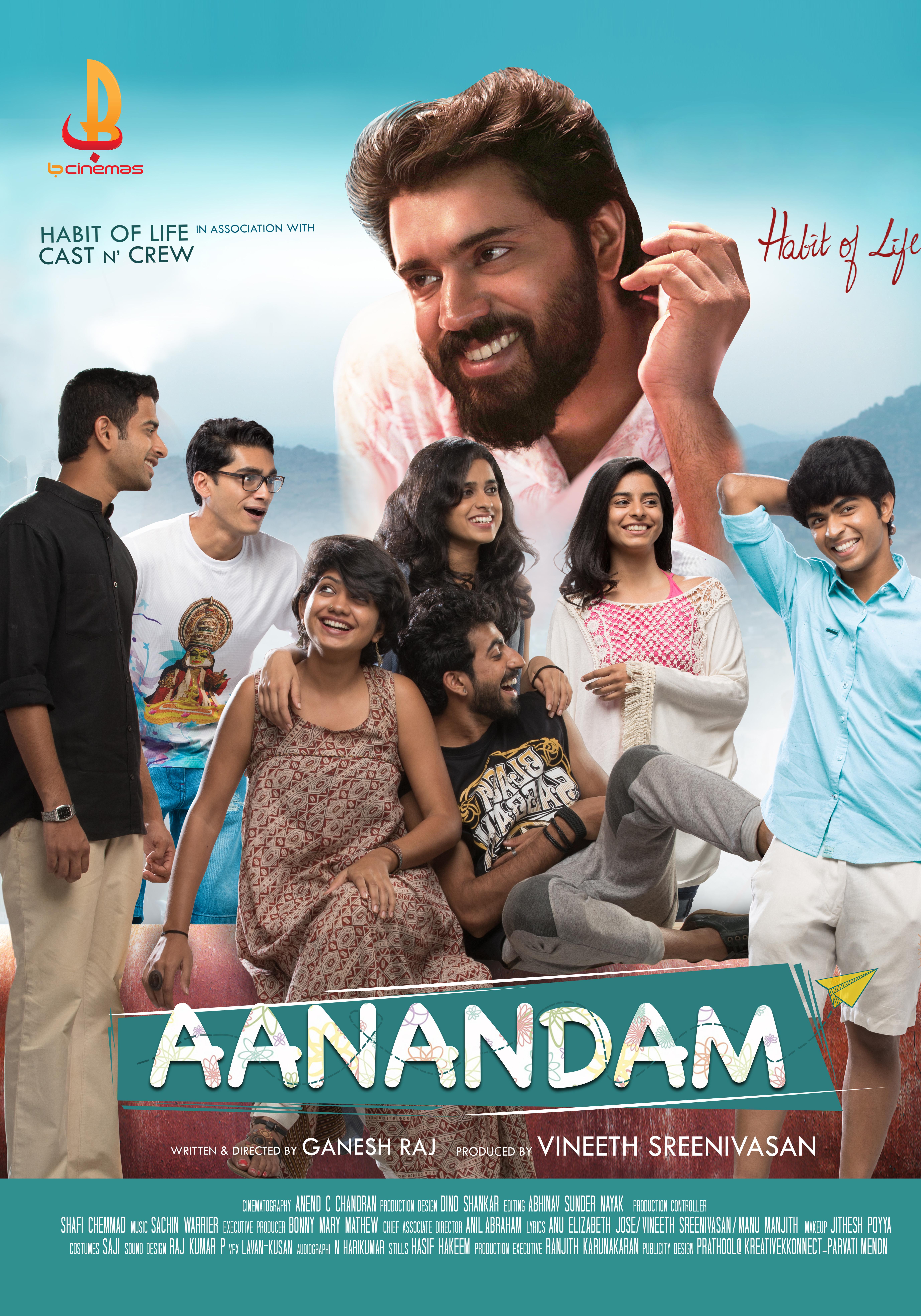 Aanandam [Malayalam]