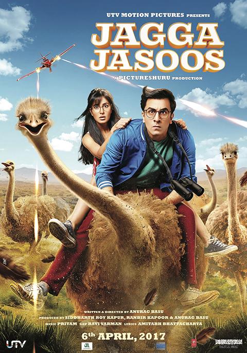 Jagga Jasoos [Hindi]