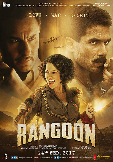 Rangoon [Hindi]