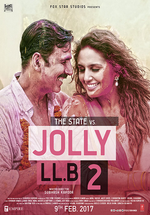 JOLLY L.L.B 2 [Hindi]