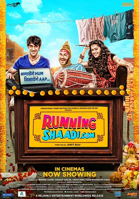 Running Shaadi [Hindi]