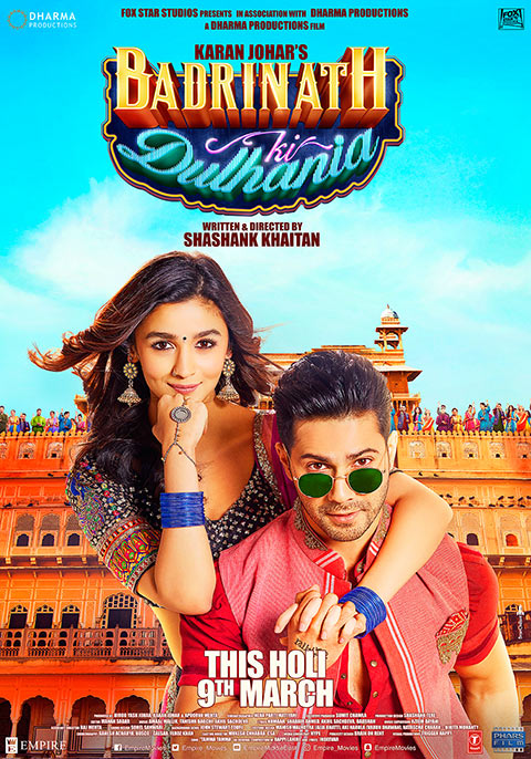 Badrinath Ki Dulhania [Hindi]