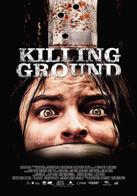 Momakvdinebeli Miwa Qartulad / მომაკვდინებელი მიწა (ქართულად) / Killing Ground