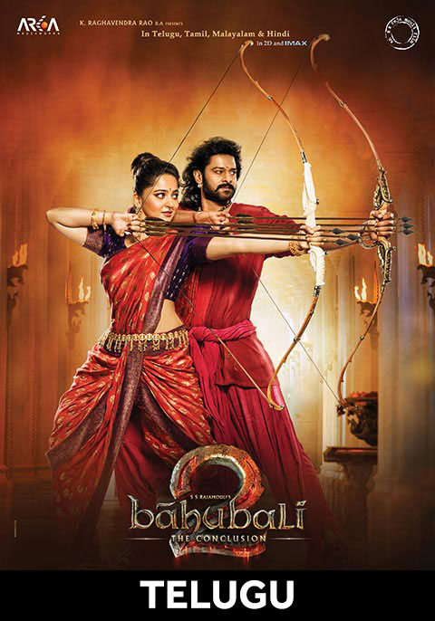 Baahubali 2 : The Conclusion -Telugu [Telugu]
